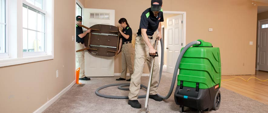 Clinton, IL residential restoration cleaning